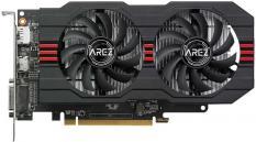 Asus PCI-E AREZ-RX560-O4G-EVO AMD Radeon RX 560 4096Mb 128bit GDDR5 1149/6000 DVIx1/HDMIx1/DPx1/HDCP Ret