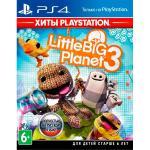LittleBigPlanet 3 (Хиты PlayStation) (PS4 русская версия)